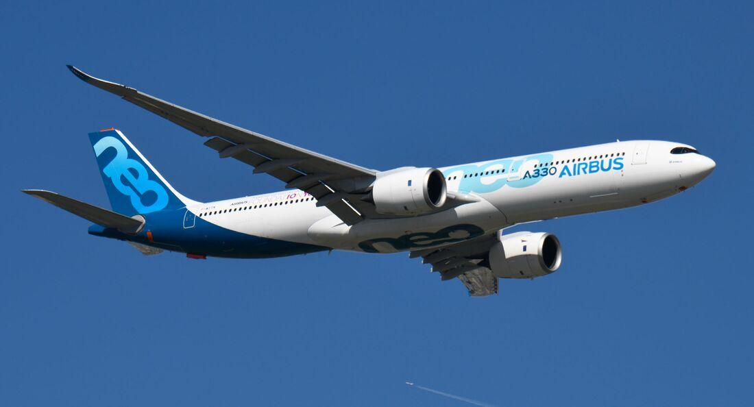 Airbus A330neo - Paris 2019