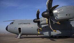 Airbus A400M der Luftwaffe.