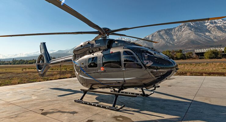 Airbus Helicopters H145 in Chile