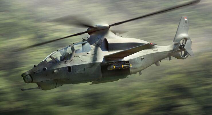 Bell 360 Invictus, vorgestellt am 2. Oktober 2019.