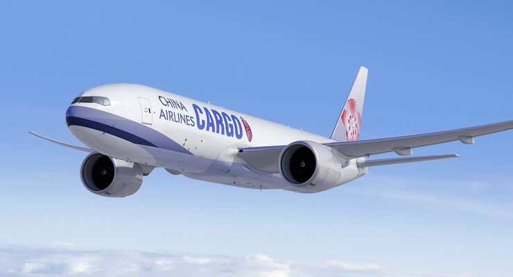 Boeing 777F für China Airlines