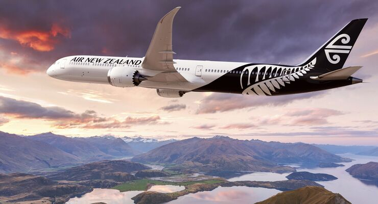 Boeing 787-10 für Air New Zealand