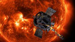 Die NASA-Sonde Parker Solar Probe soll unseren nächsten Stern genauer unter die Lupe nehmen.