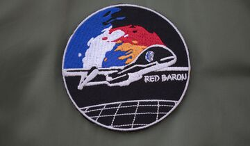 Heron TP: Luftwaffen-Schulungs-Patch