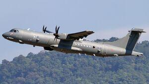 P-72A (alias ATR 72MP) der italienischen Luftstreitkräfte.