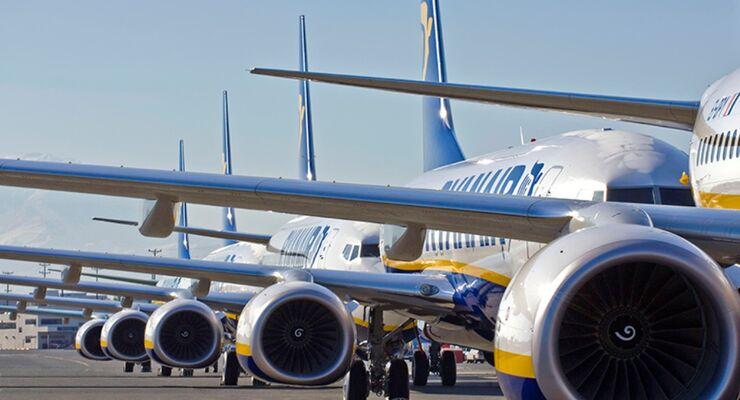 Ryanair Eröffnet Neue Basen In Nürnberg Und Hamburg Flug Revue